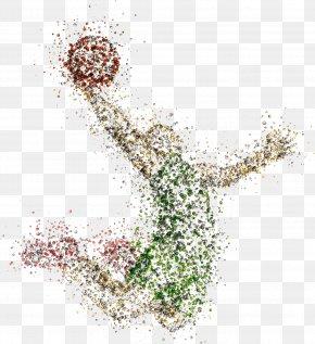 Creative Basketball Players - Basketball Stock Photography Royalty-free Clip Art PNG
