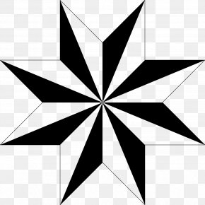 Star - Octagon Star Polygon Geometry PNG