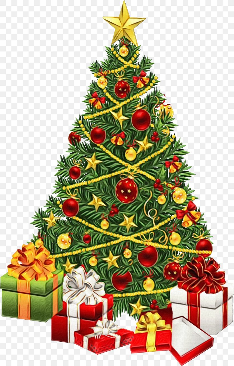 Christmas And New Year Background, PNG, 818x1280px, Santa Claus, Artificial Christmas Tree, Box, Christmas, Christmas Day Download Free