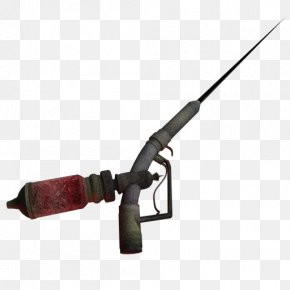 Bioshock Little Sister Needle - Gun Barrel Ranged Weapon Firearm Air Gun PNG
