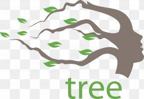 Portrait Big Tree - Tree Logo PNG