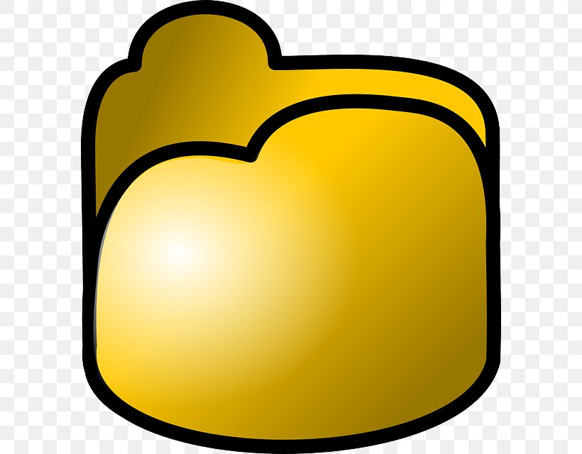 Download Directory Clip Art, PNG, 592x640px, Directory, File Hosting Service, Symbol, Theme, Yellow Download Free