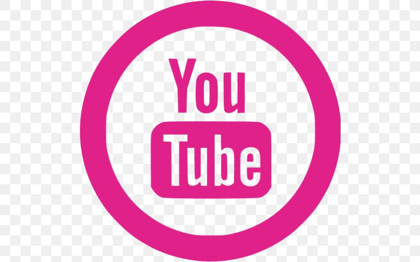 YouTube Download Grace Fellowship Evangelical Church, PNG, 512x512px, Youtube, Area, Brand, Logo, Magenta Download Free