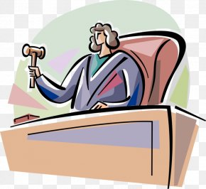 Making A Law - Clip Art Court Vector Graphics Judge Gavel PNG