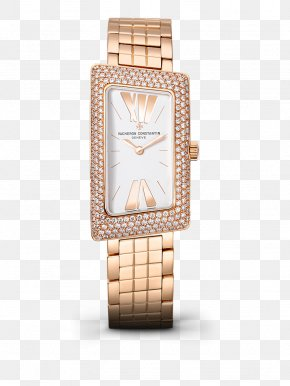 Ms. Gold Vacheron Constantin Watches,Watch Watch - Vacheron Constantin Counterfeit Watch Diamond Colored Gold PNG