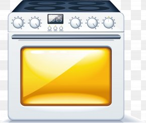 Oven - Home Appliance Oven Barbecue Washing Machine PNG