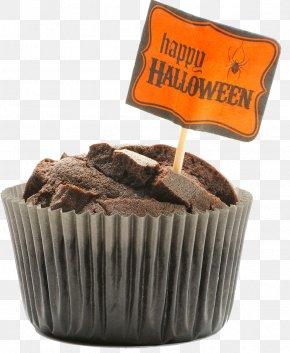 Halloween Cupcakes PNG