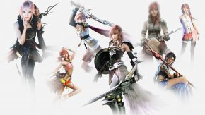 Final Fantasy - Lightning Returns: Final Fantasy XIII Final Fantasy XIII-2 Final Fantasy Type-0 HD Final Fantasy VII PNG