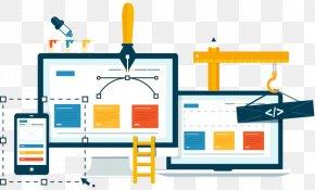 Customized Software Development - Responsive Web Design Web Development Mobile App Development Software Development PNG
