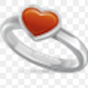 Just Married - Computer Icons Heart Valentine's Day PNG