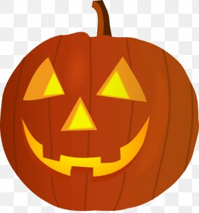 Cartoon Pumkin - Pumpkin Halloween Jack-o'-lantern Candy Corn Clip Art PNG