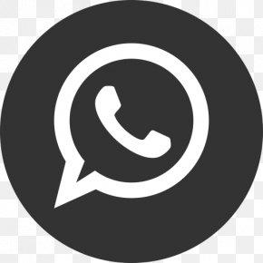 Social Media - Social Media Icon Design WhatsApp PNG