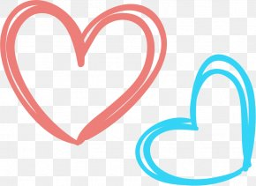 Heart-shaped - Euclidean Vector Heart Shape Clip Art PNG