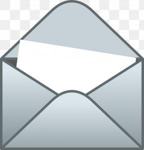 Envelope - Alphabet Letter Clip Art PNG