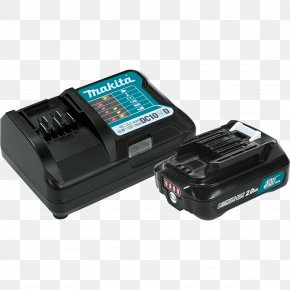 Battery Charger - Battery Charger Lithium-ion Battery Cordless Makita Ampere Hour PNG