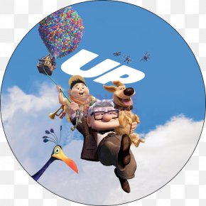 Dvd - Blu-ray Disc Carl Fredricksen Digital Copy Russell VCR/Blu-ray Combo PNG