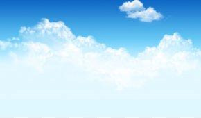 Sky Background - Cloud Sky Rainbow Wallpaper PNG