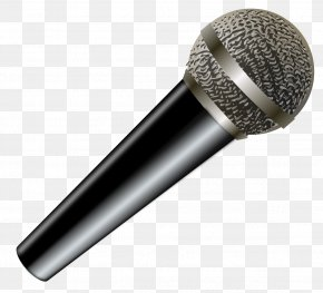 Mic - Microphone Shure SM58 Arlington Independent School District Wikimedia Commons PNG