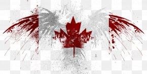 Canada Day Background Wallpaper - Desktop Wallpaper High-definition Video Graphic Design PNG