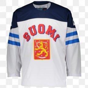Saipa - Finland Men's National Ice Hockey Team Ice Hockey World Championships Pelipaita 2016 World Junior Ice Hockey Championships PNG
