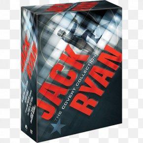 Dvd - Jack Ryan Blu-ray Disc Ultra HD Blu-ray DVD Spy Film PNG