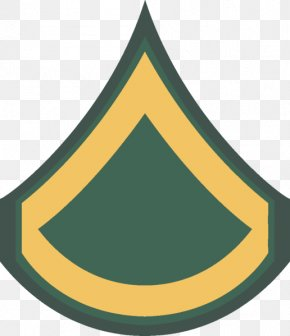 United States - United States Army Enlisted Rank Insignia Private First Class Specialist PNG