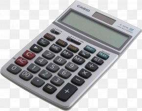 Calculator File - Calculator Casio Sales Display Device Numerical Digit PNG