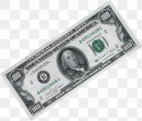 Money Image - United States Dollar Money United States One Hundred-dollar Bill PNG