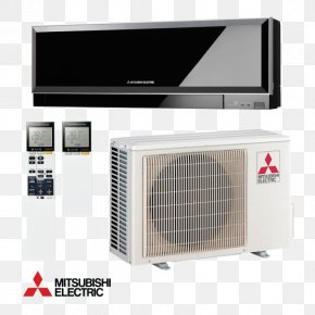Mitsubishi Electric Classic - Air Conditioning Mitsubishi Motors Mitsubishi Electric Climatiseur Monosplit Mitsubishi Msz-ef Kw Mitsubishi Climatizzatore PNG
