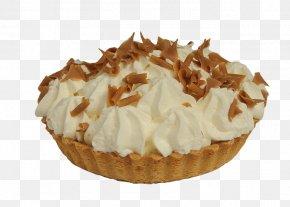 Pie - Ice Cream Banoffee Pie Cream Pie Cheesecake PNG