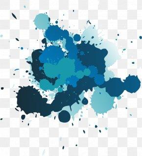 Paint Splatter - Holi Paper Mario: Color Splash PNG