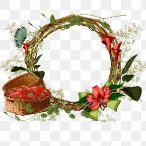 Easter - Easter Picture Frames Clip Art PNG