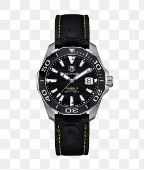Watch - TAG Heuer Aquaracer Calibre 5 Automatic Watch Jewellery PNG