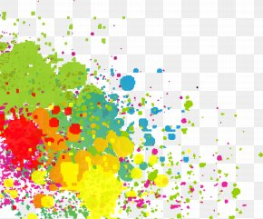 Paint Splash - Art Clip Art PNG