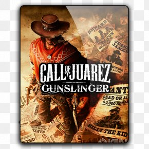 Call Of Juarez Gunslinger - Call Of Juarez: Gunslinger Xbox 360 Video Game Red Dead Redemption PNG