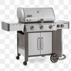 Barbecue - Barbecue Grilling Weber Genesis II LX 340 Weber-Stephen Products Weber Genesis II E-410 PNG