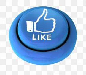 Social Media - Thumb Signal Facebook Like Button Social Media YouTube PNG
