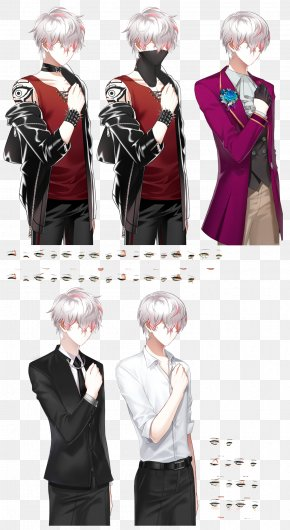 Mystic Messenger - Mystic Messenger Sprite Video Game Otome Game PNG