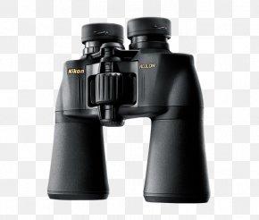Binoculars - Binoculars Nikon Aculon A30 Optics Porro Prism Telescope PNG