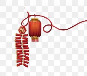Firecracker - Firecracker Chinese New Year Fireworks Image Festival PNG