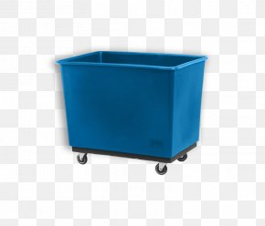 Blue Caster - Laundry Cart Basket Rhythm And Blues Wheel PNG