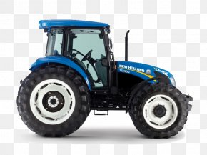 Tractor - Case IH John Deere New Holland Agriculture Tractor PNG