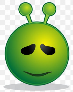 Sorry - Smiley Emoticon Alien Clip Art PNG