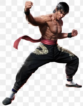 Bruce Lee - Tekken Tag Tournament 2 Tekken 6 Tekken 3 Tekken 2 PNG