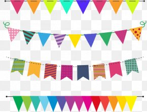 Decorative Ornaments Holiday Party Bunting - Birthday Cake Wish Happy Birthday To You Greeting Card PNG