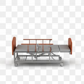 Multifunctional Medical Bed HD Download - Hospital Bed Sofa Bed PNG