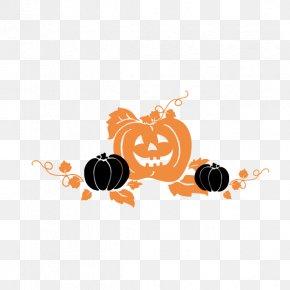Halloween Pumpkin Holiday Decorations Vector - Halloween Pumpkin Jack-o'-lantern PNG
