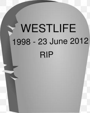Cemetery - Headstone Cemetery Epitaph Grave Clip Art PNG