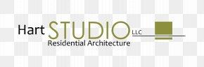 Studio Logo - Hart STUDIO LLC House Architecture Custom Home PNG