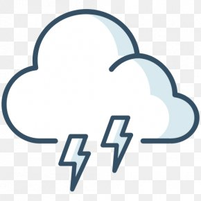 Lightning Creative - Snow Overcast Weather Forecasting PNG